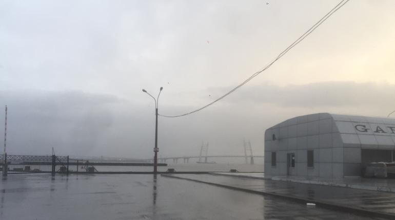 Коротко о самых главных событиях четверга, 10 сентября: шторм в Петербурге и обрушение потолка в школе №547