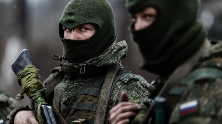 Разведчики уничтожили в Ленобласти броневик с офицером — учебный