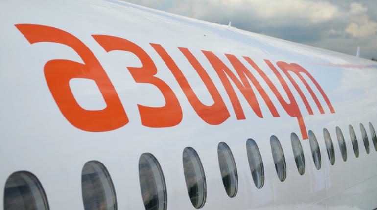 Самолет из Ростова не долетел до Пулково: он взял обратный курс