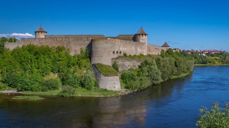 Ивангородскую крепость осветят 500 прожекторов