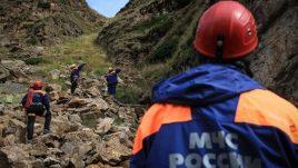 В горах Кабардино-Балкарии сорвались два альпиниста из Петербурга
