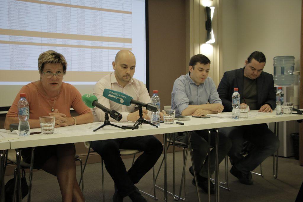 Смотрите трансляцию пресс-конференции о муниципальных выборах в Петербурге