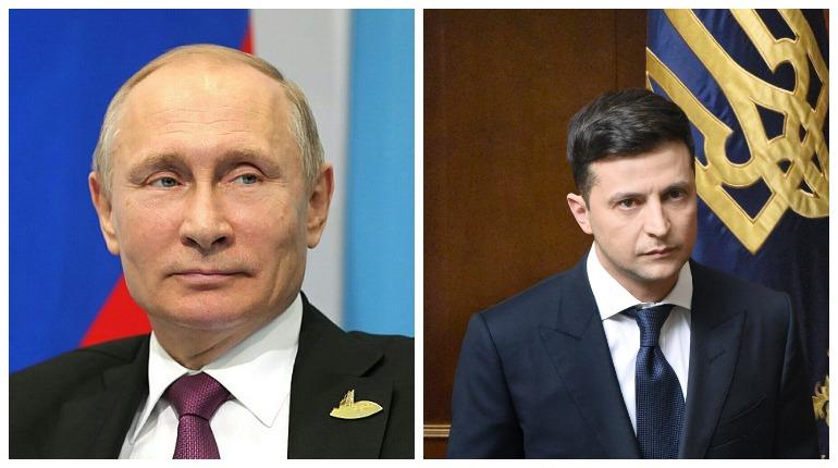 Путин и Зеленский созвонились по телефону