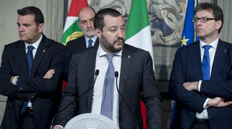 Вице-премьер Италии заявил об угрозах со стороны украинцев