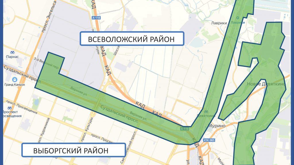 Энергетики проверят трубы в двух районах Петербурга