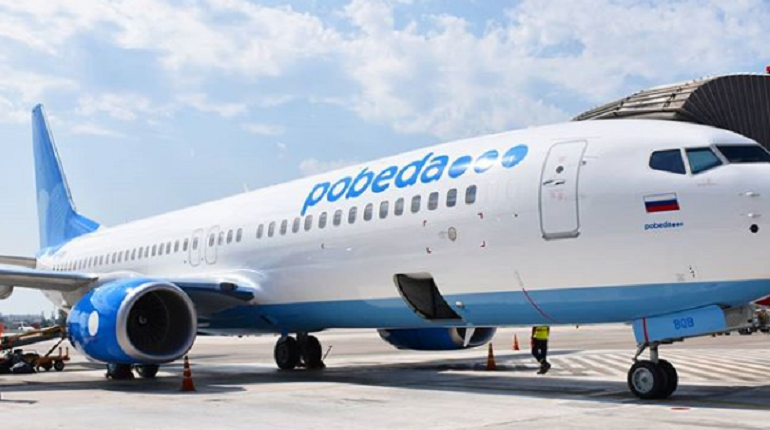 СК сообщил о задымлении на борту рейса «Победы» Казань — Петербург