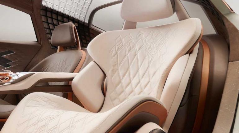 Bentley показала «электрокар будущего» EXP 100 GT с 1359 «лошадьми»