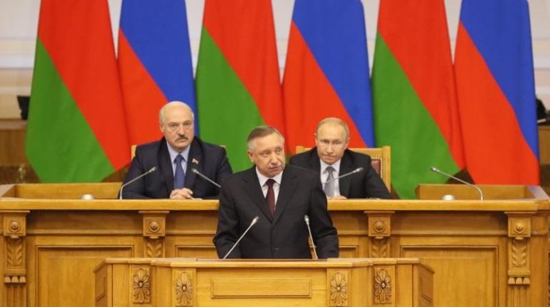 Беглов: Петербург и Белоруссию объединяет историческая память