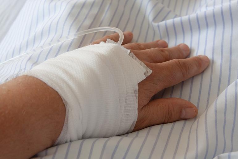 Пациенты больницы в Забайкалье стирали бинты, чтобы пустить их по кругу