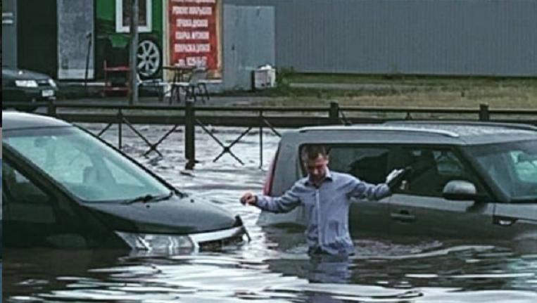 Информационный потоп Водоканала