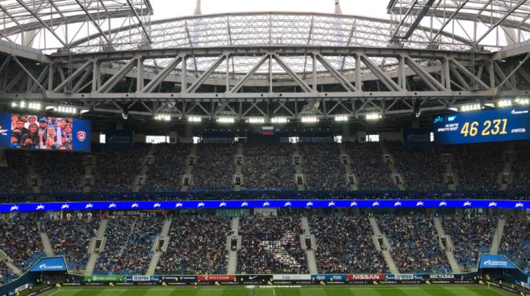 Болельщика «Зенита» оштрафовали за посещение матча пьяным на 3 тыс. рублей