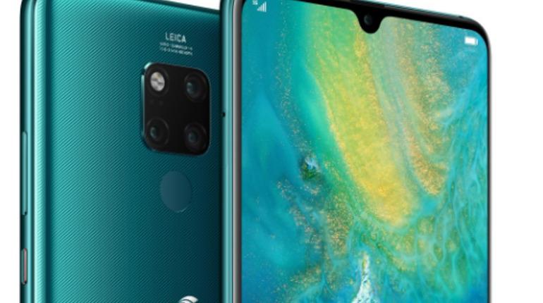 Стали известны цены на супербыстрый 5G-смартфон Huawei