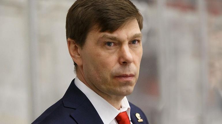 Алексей Кудашов возглавил сборную России по хоккею