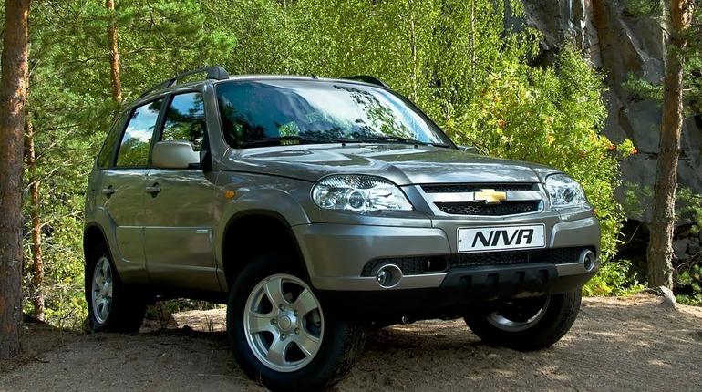 Chevrolet Niva сделали более динамичными