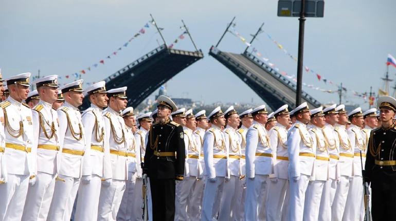 Телеканал «Санкт-Петербург» покажет генеральную репетицию военно-морского парада