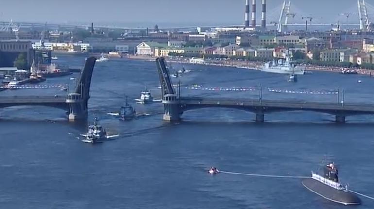 Как вы разбираетесь в кораблях-участниках Дня ВМФ: викторина «Мойки78»