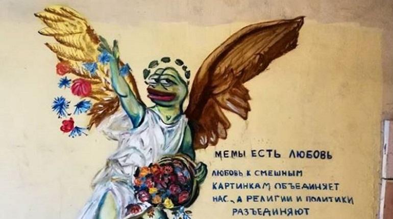 В Петербурге появятся 34 площадки для граффити