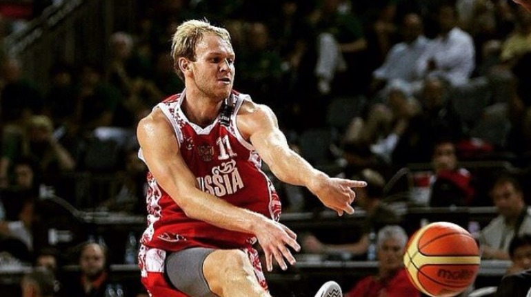 Баскетбольный «Зенит» покидает Антон Понкрашов