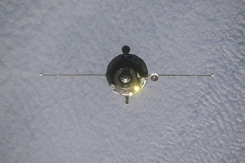 Отслуживший свое «Прогресс МС-11» утопили в Тихом океане