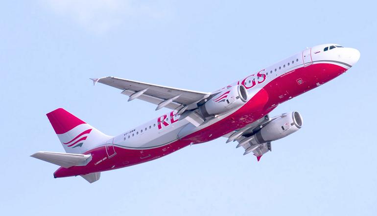 Рейс Red Wings из Екатеринбурга до Москвы экстренно сел в Казани