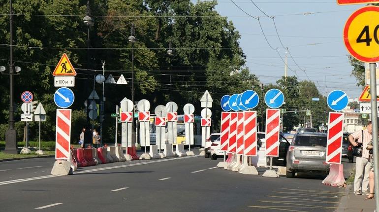 Петербург получит 792 млн рублей на строительство дорог в 2022 году