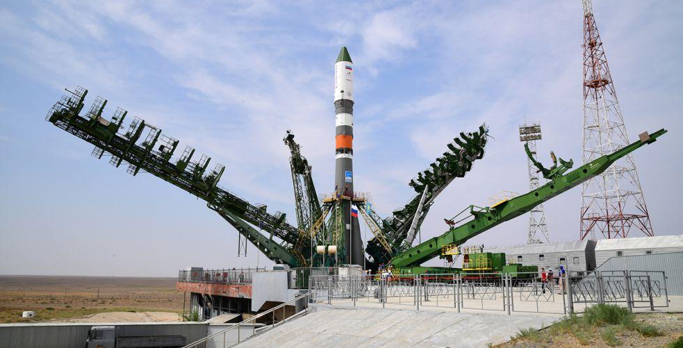 Ракета со спутником «Меридиан» стартовала с космодрома Плесецк