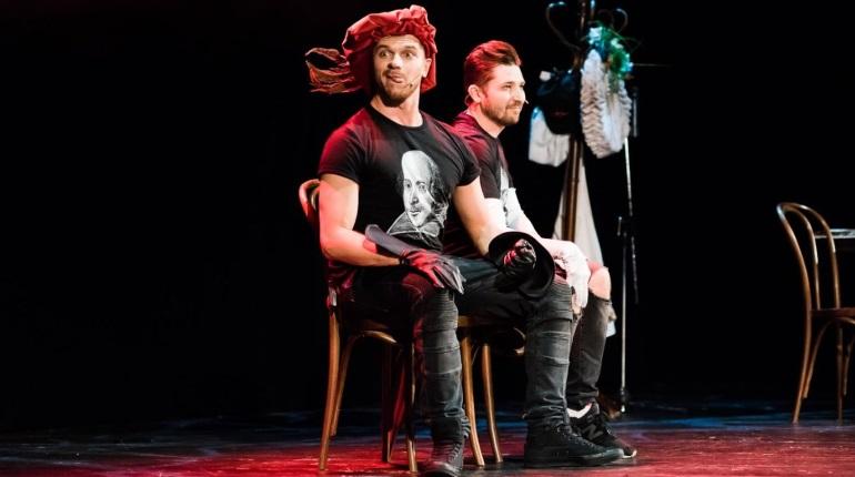 В Театре комедии покажут спектакль «Весь Шекспир»