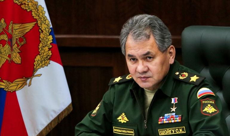 Шойгу объявил о проверке боеготовности Вооружённых сил РФ