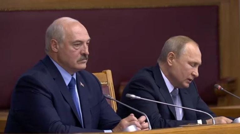 Путин: Белоруссия — ближайший союзник и стратегический партнер России