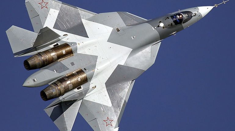 Индия назвала условия покупки Су-57