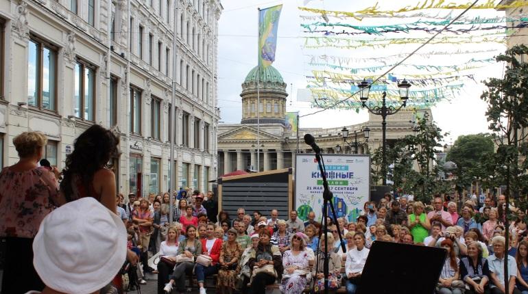 Марафон «Театральный Петербург на Книжных аллеях» стартует 3 августа