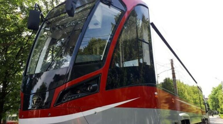Новые алюминиевые трамваи появятся в Петербурге