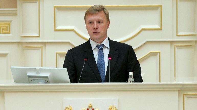 Депутат Иткин, сменивший Капитанова в ЗакСе, стал лидером фракции ЛДПР