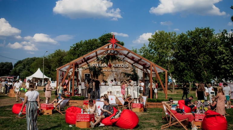 На Елагином острове откроется фестиваль «Усадьба Jazz»