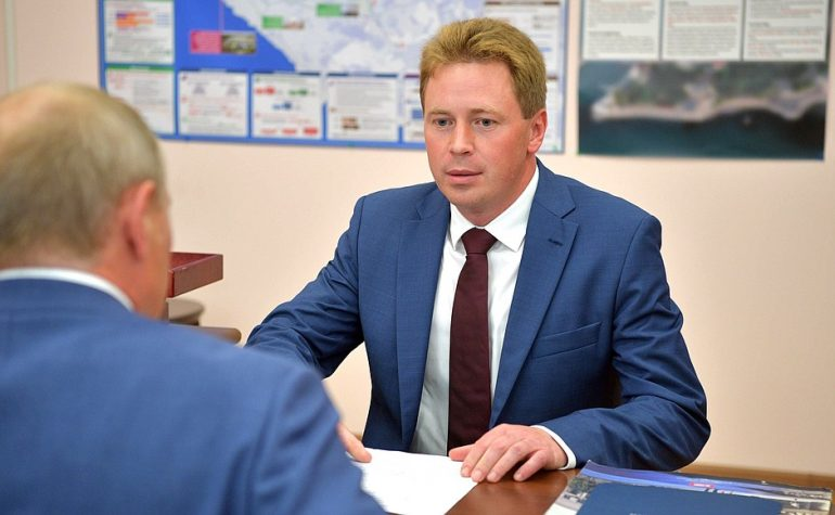 Дмитрий Овсянников. Фото: remlin.ru
