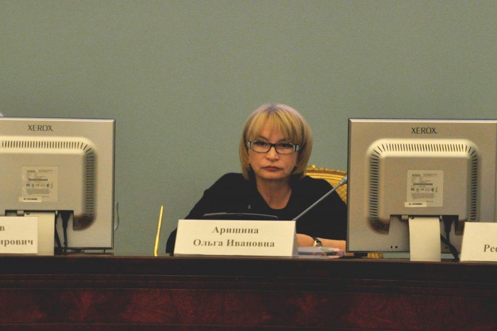 Аришина: в Петербурге с начала года изъяли товаров на 24 млн