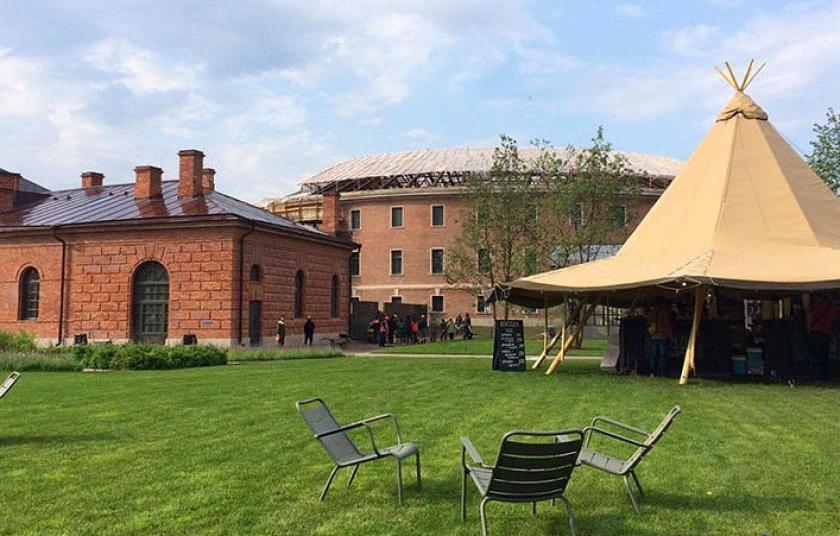 В Петербурге с 28 июня откроют парки, днем позже — летние кафе