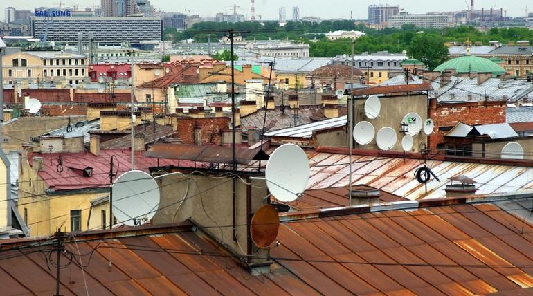 В Петербурге могут увеличить штрафы за прогулки по крышам