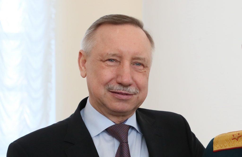 Губернатор Петербурга Александр Беглов санкционировал транспортную реформу в городе