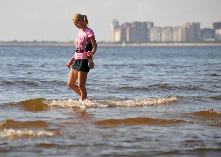 Рабочая неделя в Петербурге будет солнечной и теплой