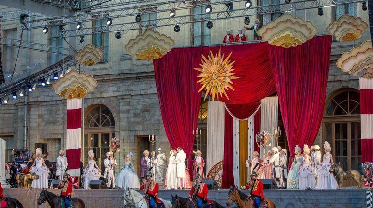 Фестиваль «Оперетта-парк» пройдет в Гатчине в третий раз