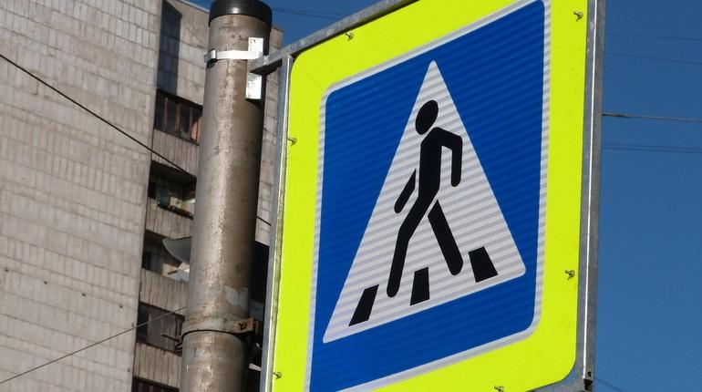 Dodge в Ленобласти налетел на пешеходов, пострадали дети