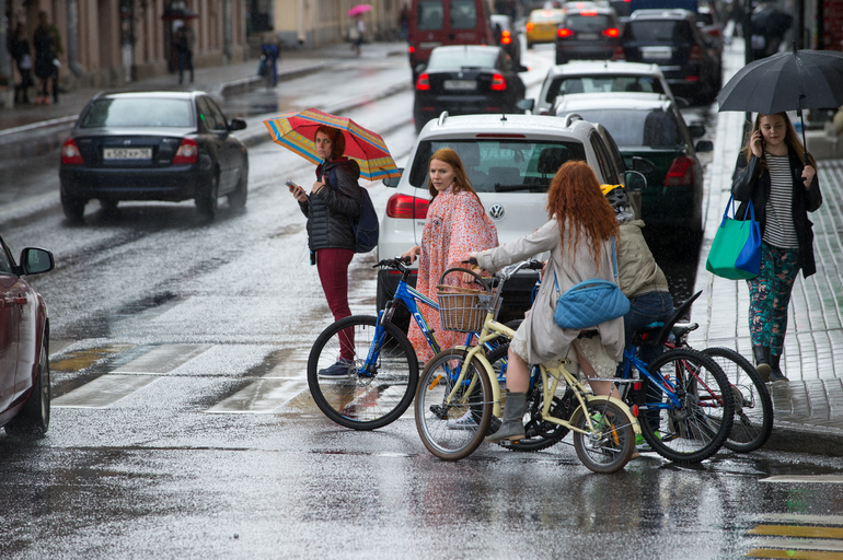 Вильфанд прогнозирует осеннюю погоду в нескольких регионах