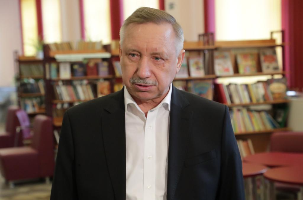 Беглов подписал постановление о вручении премии имени Александра Невского