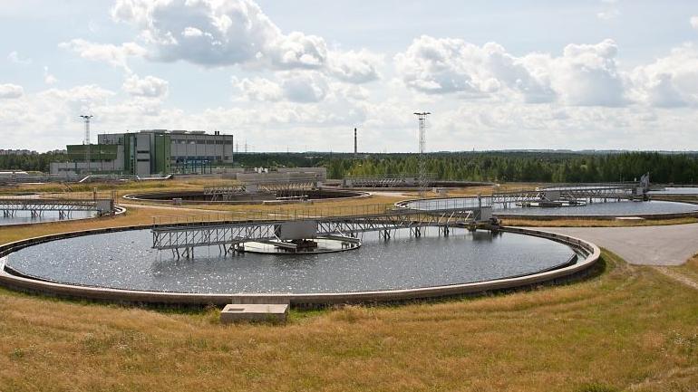 «Водоканал» будет очищать сточные воды в Петербурге ультрафиолетом