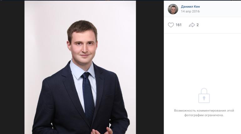 Активиста Кена могут снять с выборов за репосты в соцсети