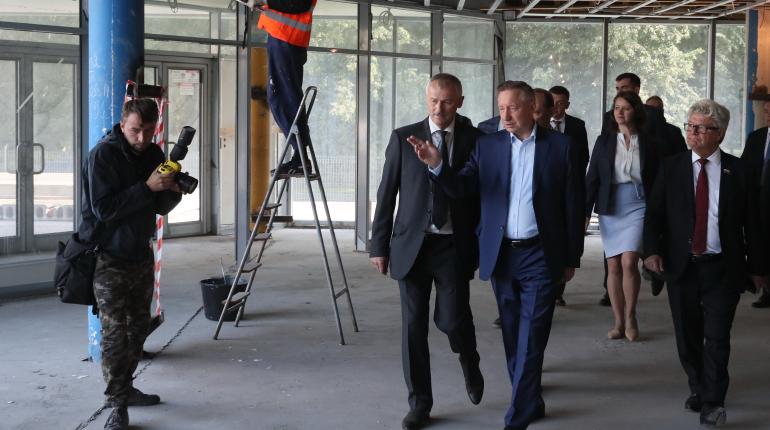 В Петербурге создадут черный список подрядчиков с именами руководителей