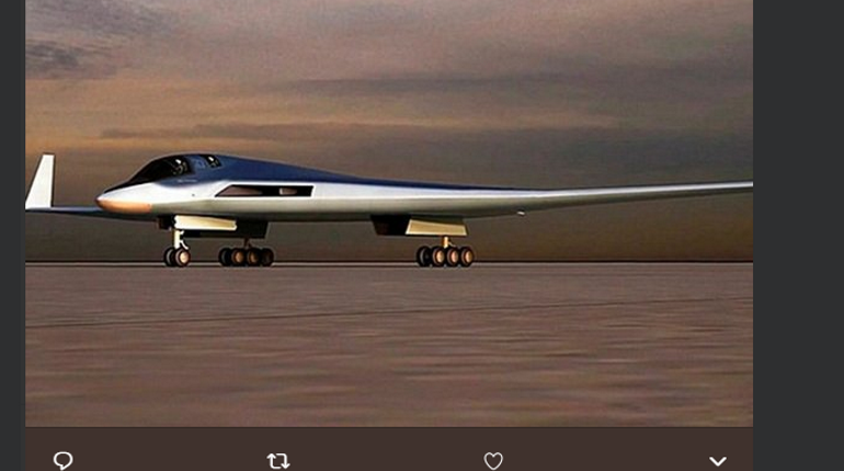 ВСША оценили проект русского бомбардировщика ПАКДА