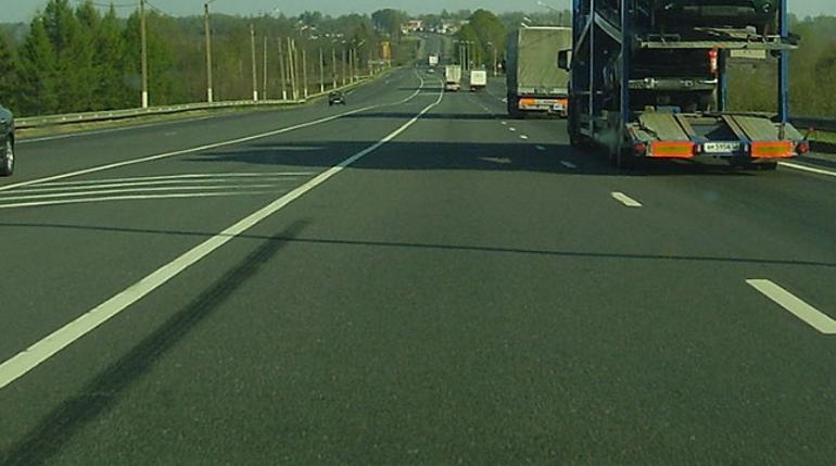 В Петербурге пешеход погиб на трассе «Россия»