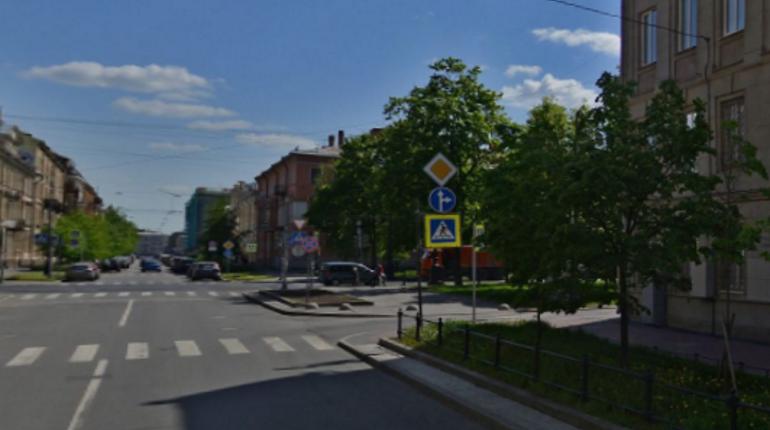 Обвиняемого в избиении двухлетней девочки на Большом проспекте Васильевского острова арестовали